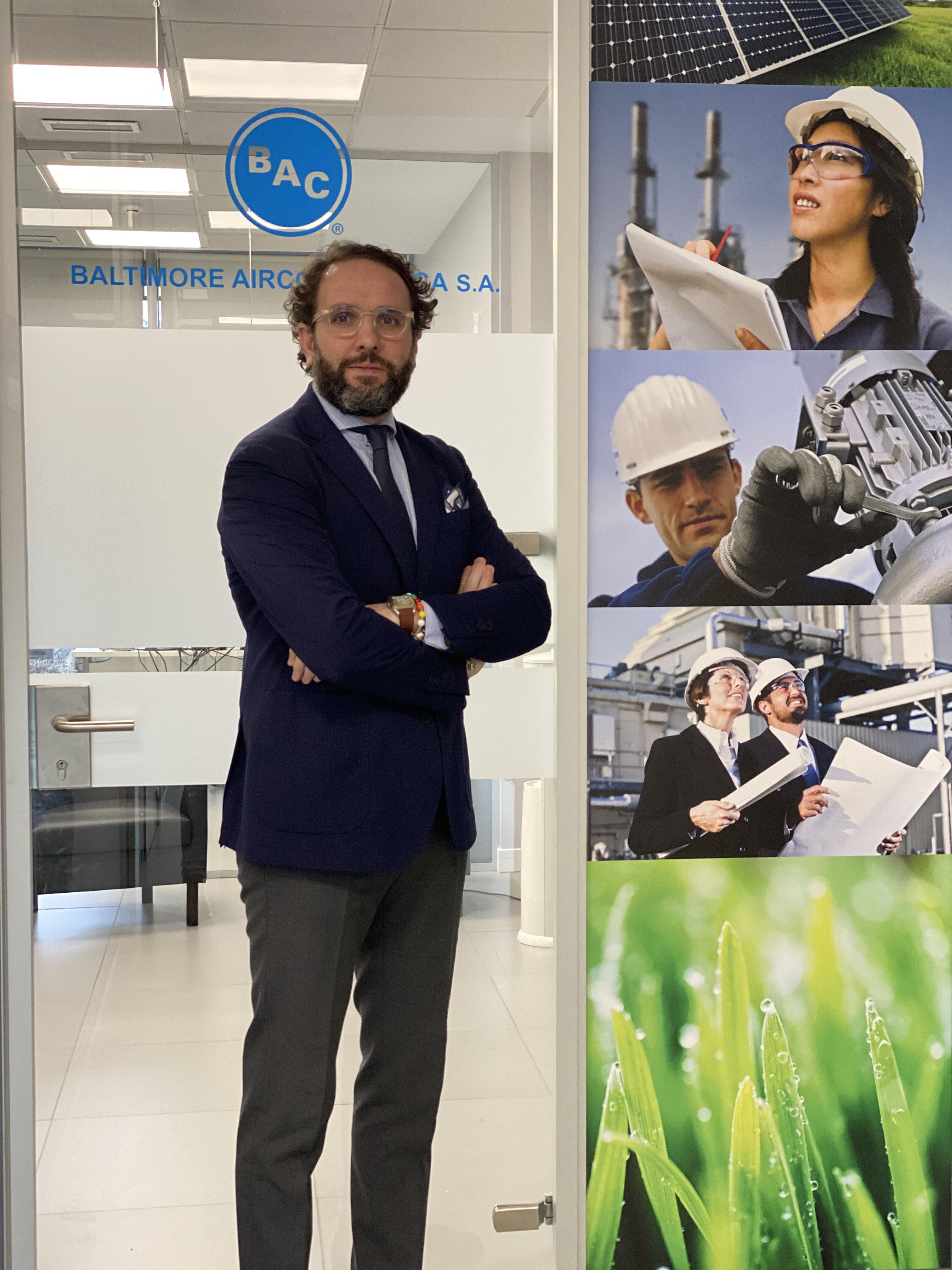 Entrevista con Juan Ramon Castejon Lopez, General Manager – Spain & Portugal de Baltimore Aircoil Ibérica S.A., Spain